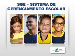 Slides - SGE - Reunião Secretários Mul. de Educação