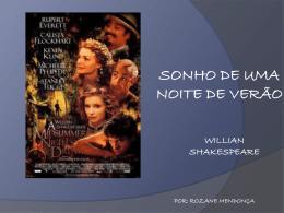 Sonho de uma noite de verão - The Tragedy of Shakespeare