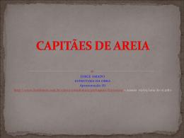 CAPITÃES DE AREIA - Curso e Colégio Ideologia