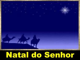 24.12.2012 – Missa do Natal do Senhor – missa da noite