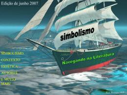 simbolismo - CRTEGUARAPUAVA