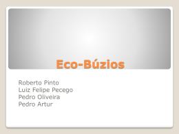 Eco-Búzios - IAG - Escola de Negócios PUC-Rio
