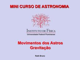 Movimento dos Astros - Propostas para o Ensino de Física