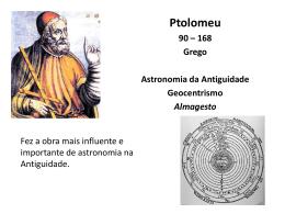 Astronomia da Antiguidade