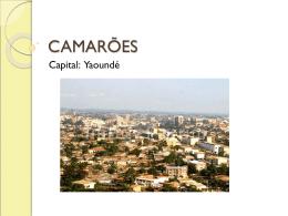 brasão de Camarões