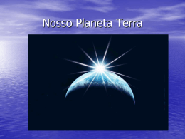 Nosso Planeta Terra