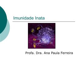 Aula Imunidade Inata- 20-03-2012