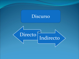Disc. Directo/Indirecto
