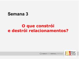 Lição 3