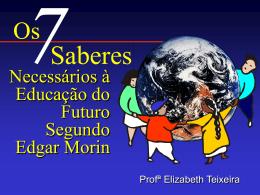 Os 7 saberes