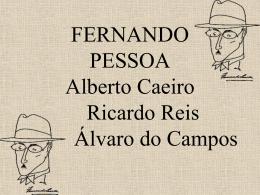 Fernando Pessoa PPT