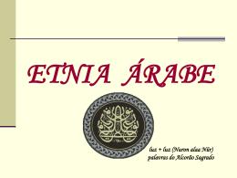 Etnia Árabe