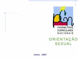 Orientação Sexual