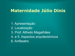 Maternidade Júlio Dinis