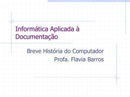 Aula3 - Centro de Informática da UFPE