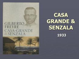 CASA GRANDE & SENZALA - Acadêmico de Direito da FGV