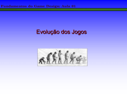 Fundamentos do Game Design