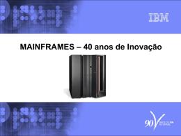 Introdução ao Mainframe 1