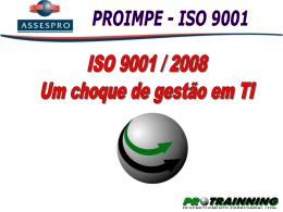 PROIMPE - ISO 9000 - v2