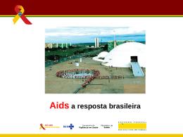 Slide 1 - Departamento de DST, Aids e Hepatites Virais