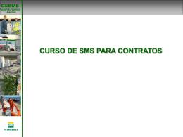 Padrões de SMS