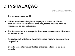 Instalação - Willians.pro.br