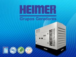 A Heimer projeta e fabrica Quadros de Comando Elétricos e