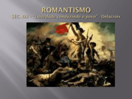 romantismo geral