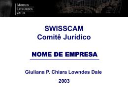 Proteção jurídica do nome empresarial