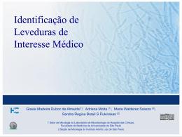 Identificação de Leveduras de Interesse Médico