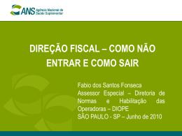 Fábio dos Santos Fonseca