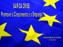 Slide 1 - Rede UV
