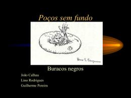 Poços sem Fundo – Buracos Negros (Astro Cosmos 2004)