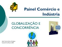 Globalização e Concorrência - Isabel Catarina Rodrigues