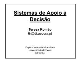 Introdução - Departamento de Informática