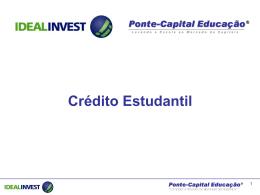 Crédito Estudantil