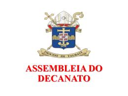 Canto Final - DT7 Portal da Diocese de Taubaté