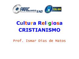 Cristo - Ismar Dias de Matos