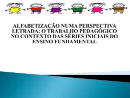 2.Alfabetização e Letramento - drb