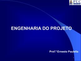 ENGENHARIA DO PROJETO