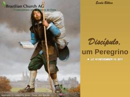 Discípulo, um Peregrino
