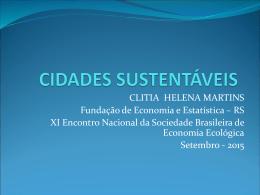 Clitia Martins – ECOECO2 2015