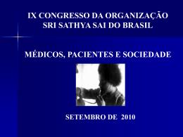 PAM - Organização Sri Sathya Sai no Brasil