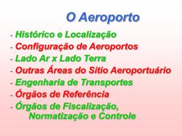 5a. Aula - AEROPORTO