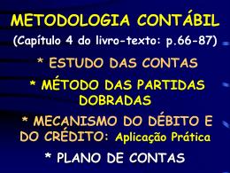 METODOLOGIA CONTÁBIL - Uni