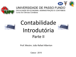 B.P. - EGM Consultoria Contábil