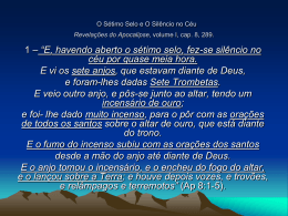O Sétimo Selo e Silêncio no Céu