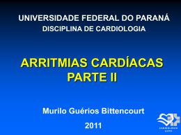 Arritmias Cardíacas I