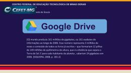 1 - Apresentação Google Drive (1) - ambientes
