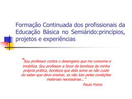 Tradições históricas de prática reflexiva (Zeichner, 1993)